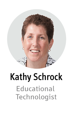 Kathy Schrock - Educational Technologist
