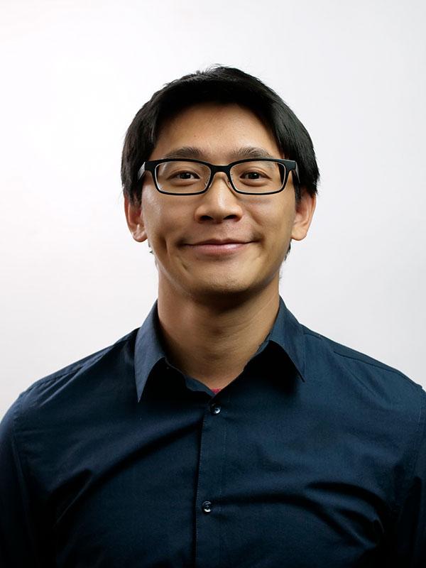Speaker Michael Pai