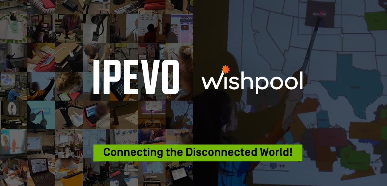 IPEVO Wishpool reintroducing