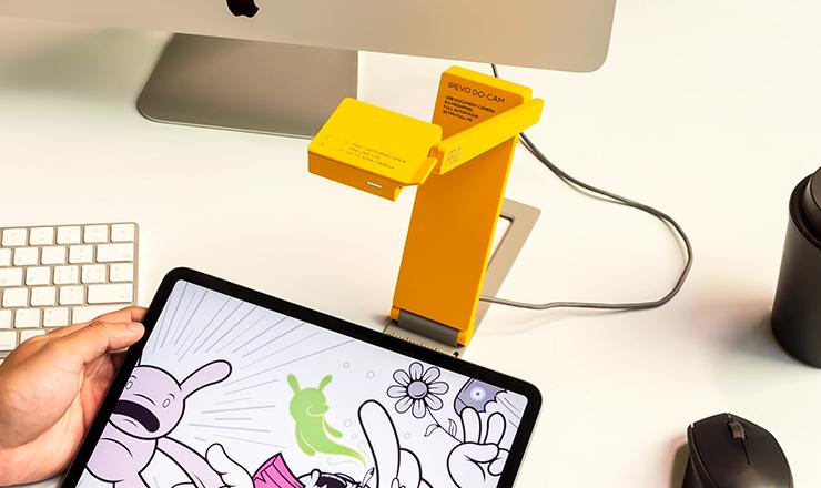 IPEVO DO-CAM Creator's Edition USB Dokumentenkamera